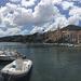 The picturesque harbour of Lipari