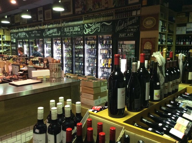 wine heaven in adelaide