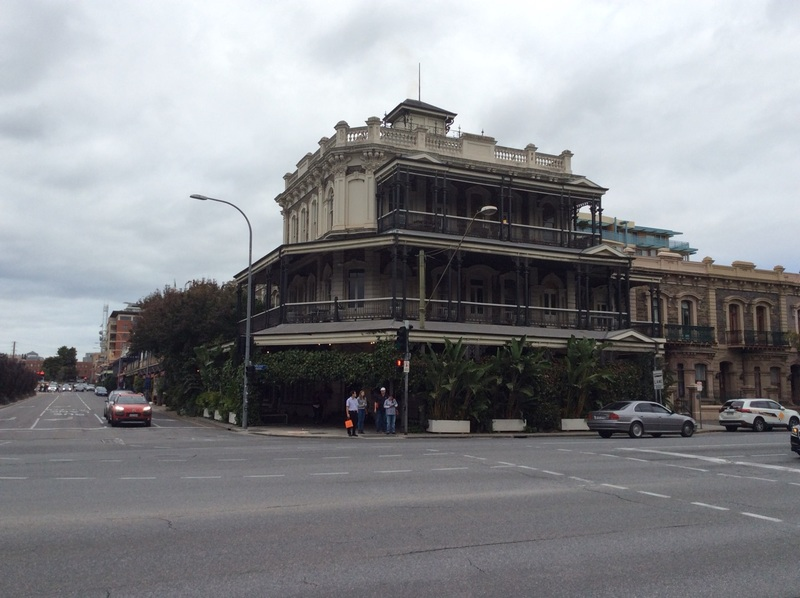 adelaide street view