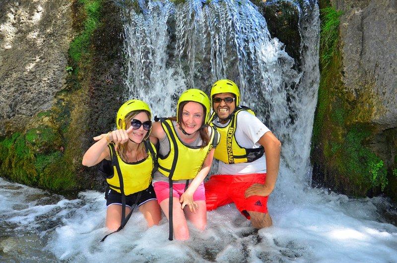 rafting sporu türkiyede raftingo sevdalıları
