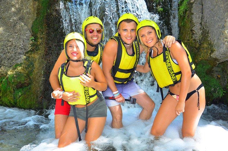raftingo rafting antalya doğa sporları ve turları