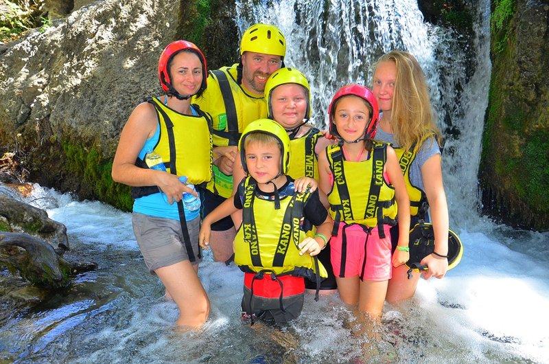 raftingo rafting ayrıcalık keyfi