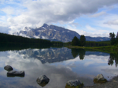 Two Jack Lake - Banff