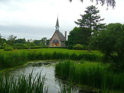 Memorial Church at Grand Pre