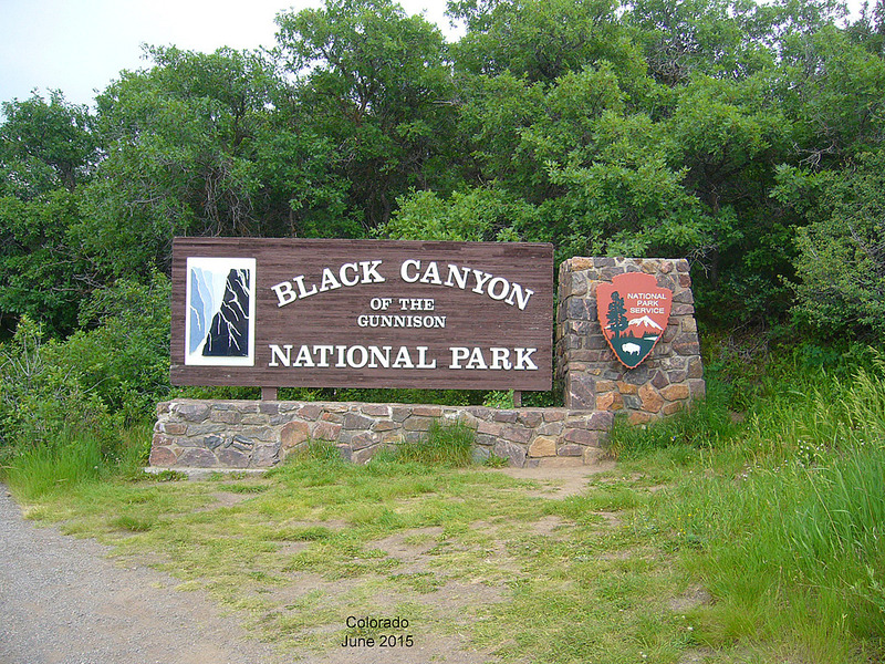 Welcome to Black Canyon of the Gunnison Natl Pk