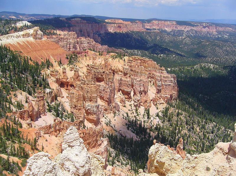 Rainbow Point - Bryce Canyon National Park