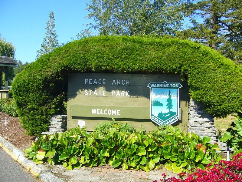 Peace Arch