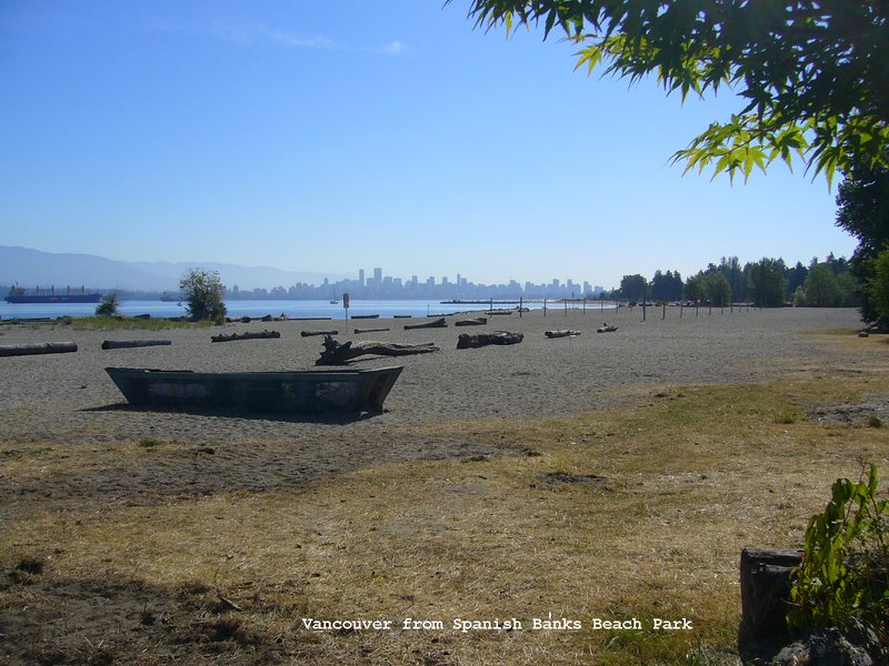 Spanish Banks Beach Park