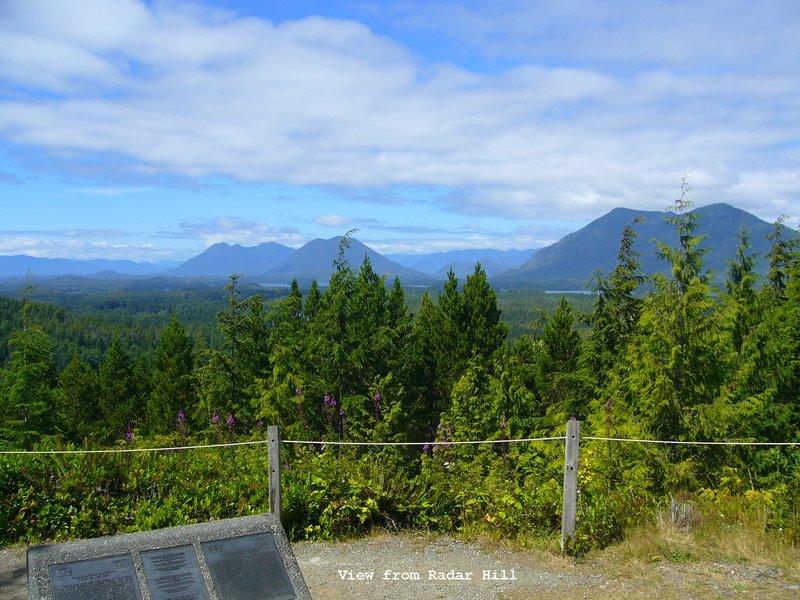 Pacific Rim National Park - Radar Hill