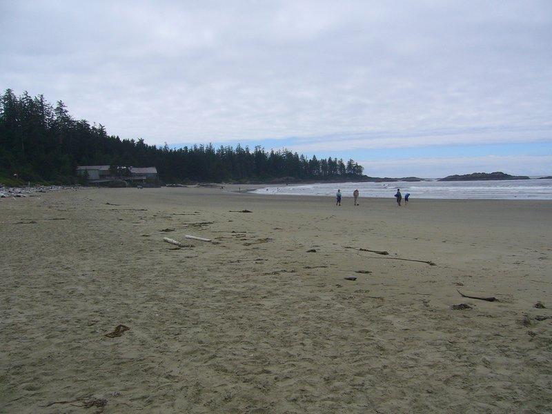Pacific Rim National Park - Wickaninnish Beach