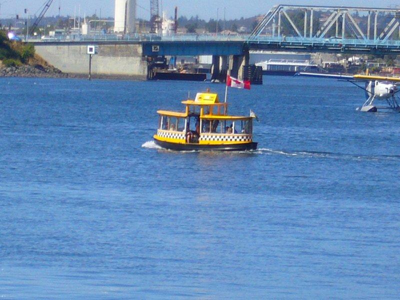 Harbour ferry - Inner Harbour Victoira