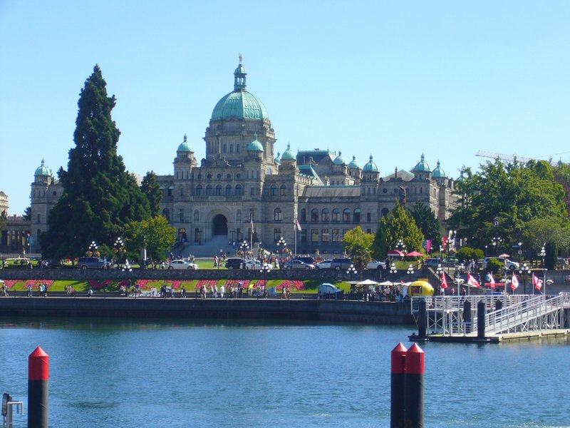 view from north side of Inner Harbour