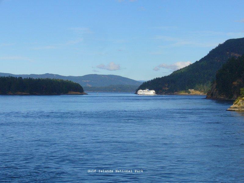 BC Ferry ride