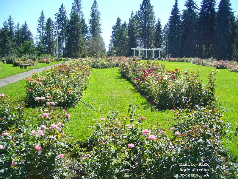 Manito Park - Spokane, Washington