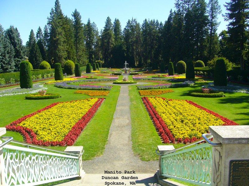 Manito Park - Spokane
