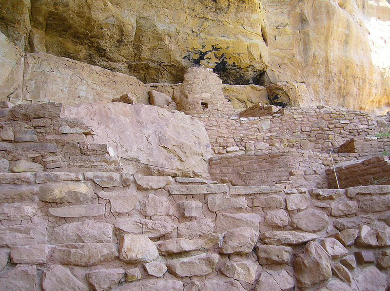 Step House at Mesa Verde Natl Park