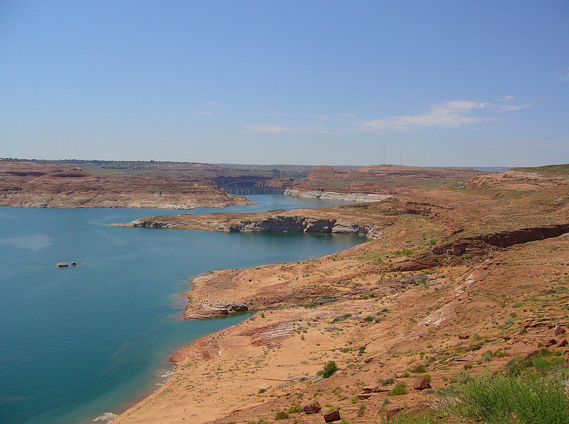 Glen Canyon Dam Recreation Area-Wahweap