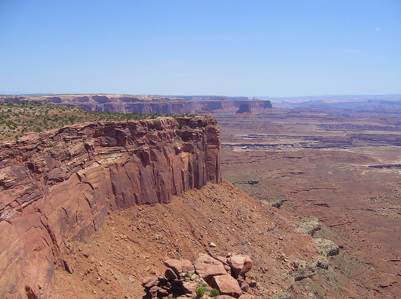 Buck Canyon Overlook - Canyonlands National Park