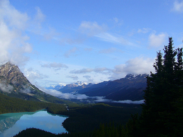 Bow Lake - Banff