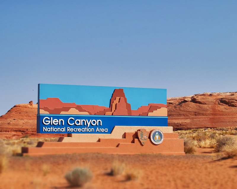 Glen Canyon Dam Recreation Area