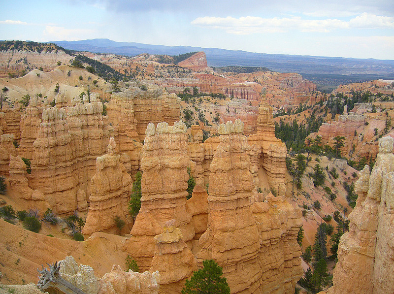 Fairyland Canyon - Bryce Canyon National Park