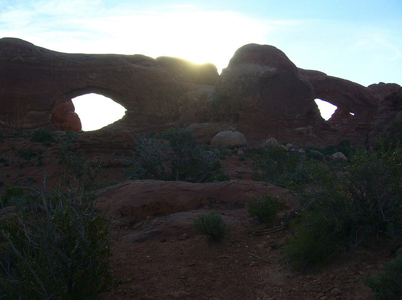 Windows - Arches National Park