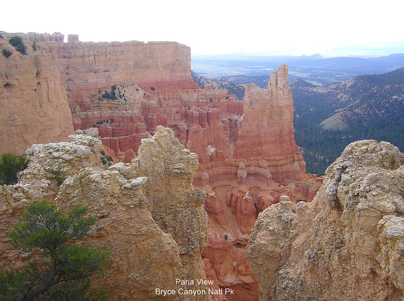 Paria View - Bryce Canyon National Park