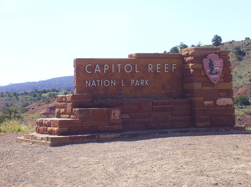 Welcome to Capitol Reef National Park