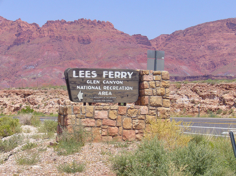 Lees Ferry - Glen Canyon Dam NRA