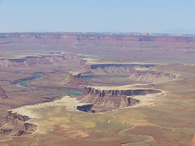 Green River Overlook - Canyonlands National Park
