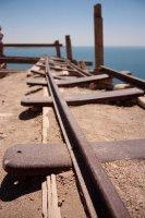 Rail Tracks in Qalaat Ja'abar