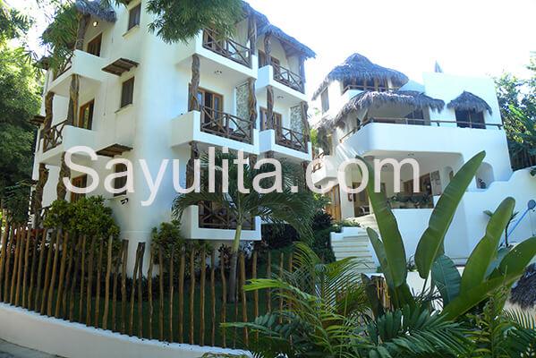Mar y Suenos Suites fachada9 - Sayulita Mexico