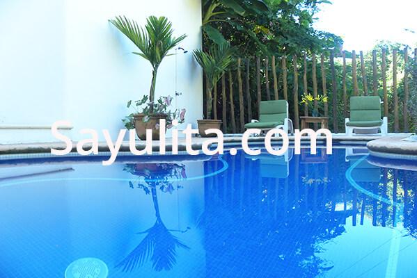 Mar y Suenos Suites alberca - Sayulita Mexico