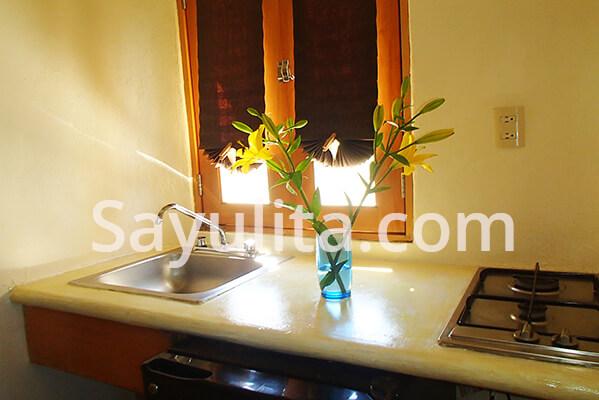 Mar y Suenos Suites cocina2 - Sayulita Mexico