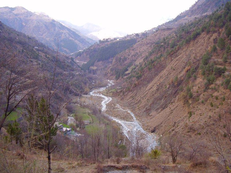 Galiyat mountains,NWFP.