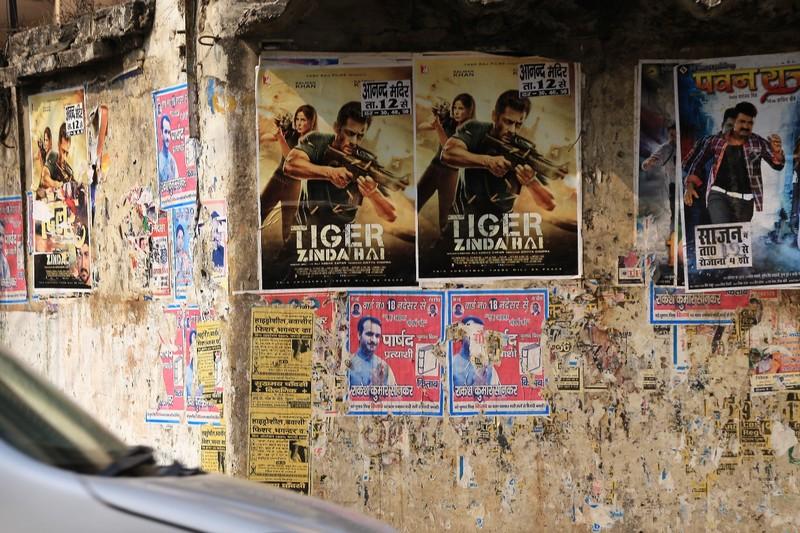 """Tiger Zinda Hai"" the movie that we saw in Darjeeling"