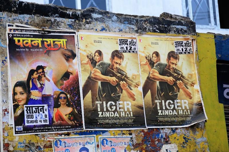"""More """"Tiger Zinda Hai"""" posters"""