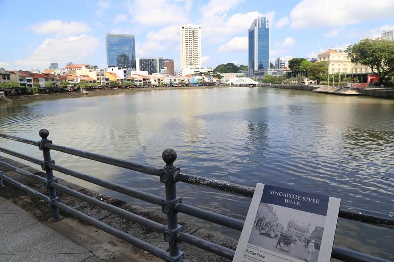 Boat Quay / Singapore River