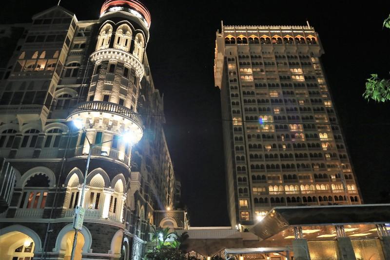 Taj Mahal Hotel and Taj Mahal Tower