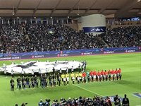 Russell  Berney:  Monaco v. Juventus