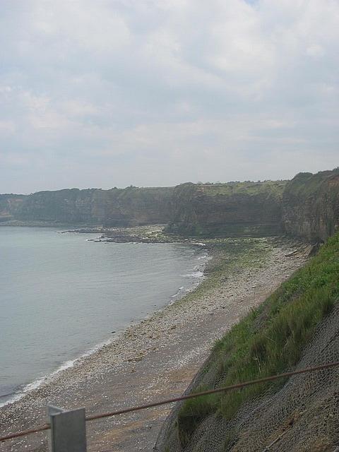 Cliffs the Rangers climbed