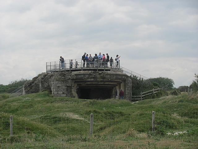German pillbox