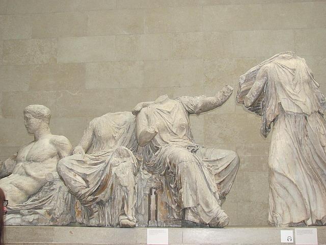 Parthenon freize