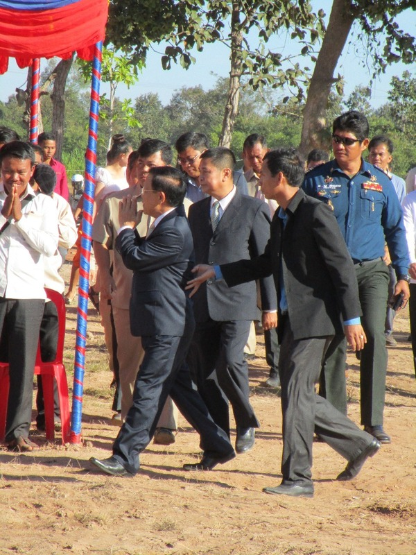 Governor of Siem Reap province