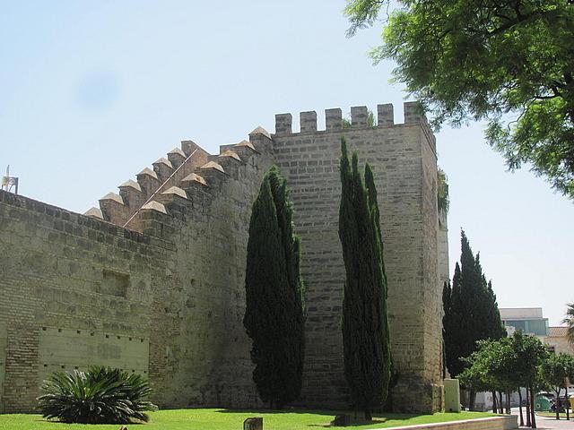 Jerez de Frontiera castle