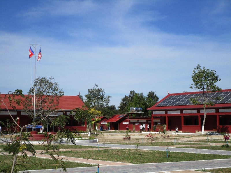 The new Middle School