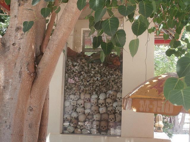 At Wat Thmei