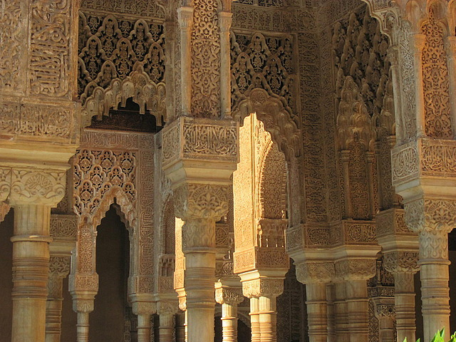 Nasrid Palace, Alhambra