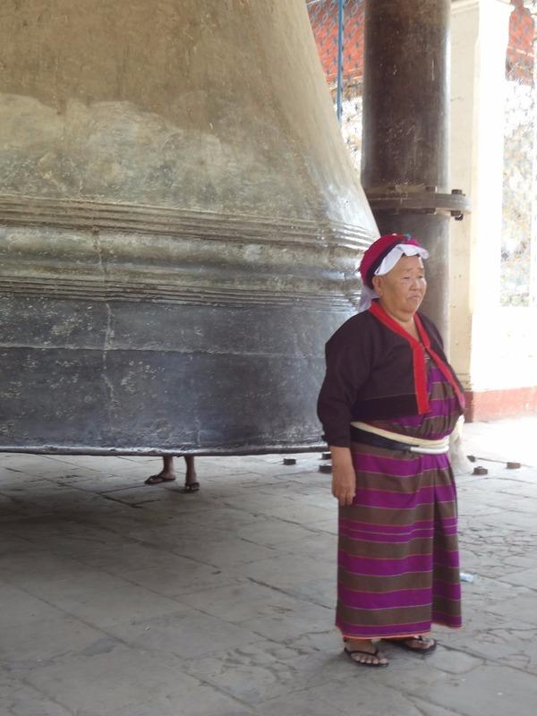 An ethnic tribal lady