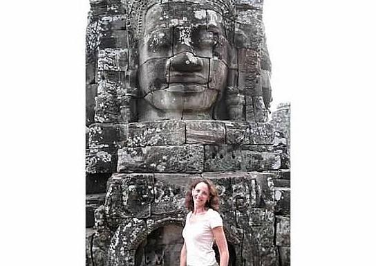 Lisa - Cambodia